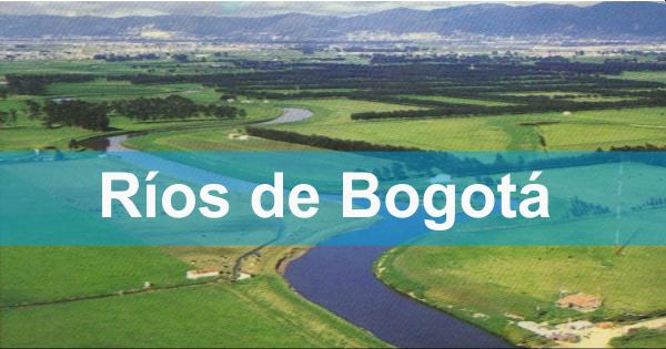 Rios de Bogota