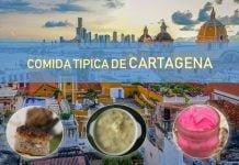 comidas tipicas de cartagena