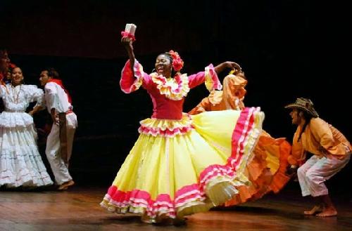 mazurca baile