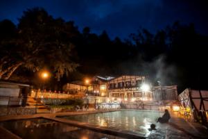 piscinas los volcanes