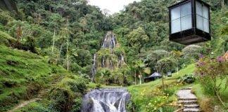 aguas termales en colombia