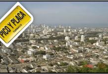 Pico y Placa Turbaco 2019