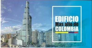 Edificio mas alto de Colombia
