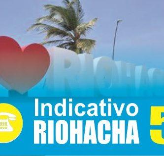 Indicativo Riohacha