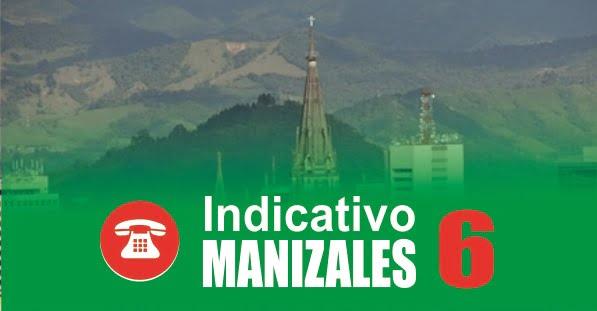 Indicativo manizales