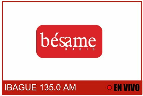 besame radio ibague en vivo