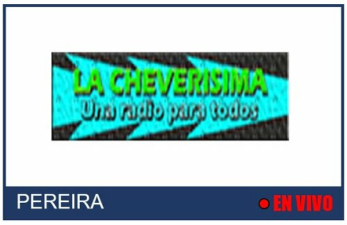 la cheverisima pereira en vivo