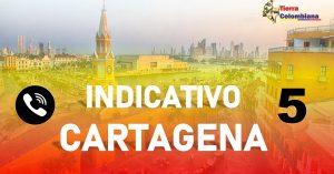 indicativo cartagena