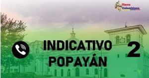 indicativo popayan