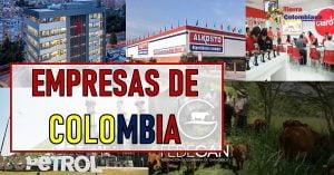 empresas de colombia