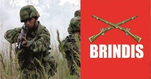 Brindis a la infanteria