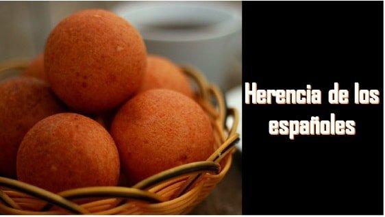origen de los buñuelos en colombia