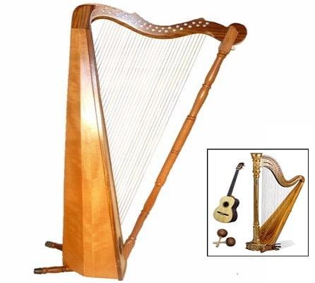 Instrumentos musicales Región Orinoquia