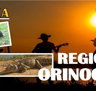 fauna de la region orinoquia