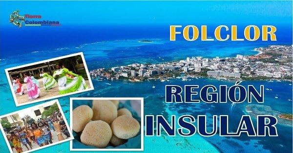 cultura de la region insular