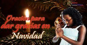oracion para navidad