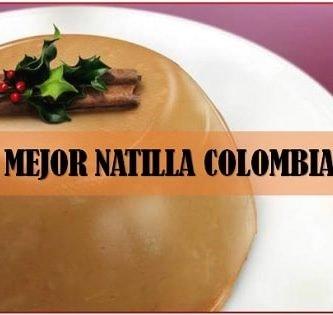 Como hacer natilla colombiana