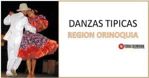 Danzas representativas Region Orinoquia