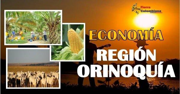 economia de los llanos orientales