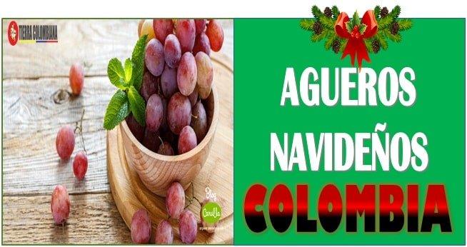 Agueros navideños colombianos
